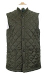 Beaver Of Bolton Diamond Quilted Waistcoat