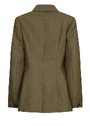 Beaver of Bolton Ladies Tailored Single Breasted Jacket Rear