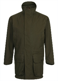 Beaver of Bolton Mens Ventile Smart Shoot Coat 2