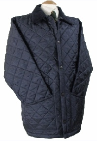 Beaver Mens Diamond Quilted Jacket