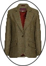 Beaver Of Bolton Ladies One Button Single Breasted Tailored Jacket