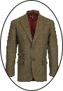 Beaver of Bolton Mens Tailored Two Button Single Breasted Jacket