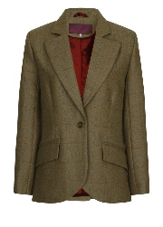 Beaver of Bolton Ladies Single Breasted Tailored Jacket Front