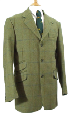 Beaver of Bolton UM 2254 Mens Action Back Tweed Jacket