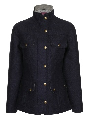 Beaver of Bolton Ladies Utility/Biker Jacket Front