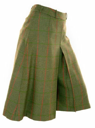Beaver Ladies Culottes